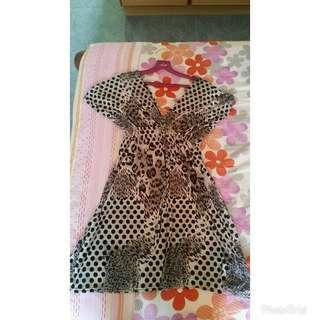 ❤ Leopard Print Dress