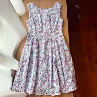 🚚 Lollyrouge floral skater dress