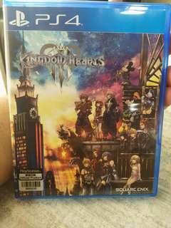 PS4 Game Kingdom Hearts 3 (R3)