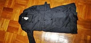 Burberry men classic coat new with tag