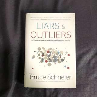 🚚 Liars and Outliers by Bruce Schneier