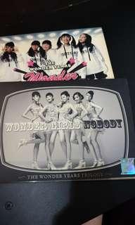 """Wonder Girls """"The Wonder Years"""" & """"Nobody"""" Album"""