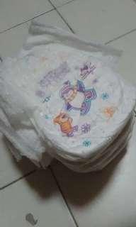 🚚 Diaper XL (loose 9pcs)