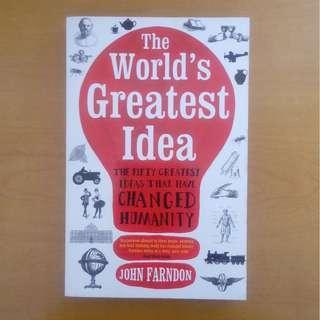 The World's Greatest Idea - John Farndon