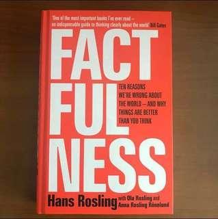 [Instock] Factfulness by Hans Rosling