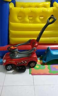 Super coupe kids car (delivery option available)