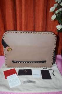 Authentic Valentino Clutch Bag