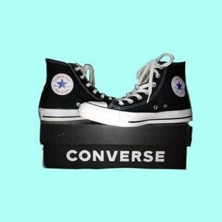 original high cut converse (unisex)
