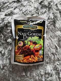 Nasi Goreng Daging Sharifah Food (Ready To Eat)
