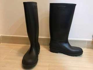 男女通用實用厚水靴Neutural Rain boots