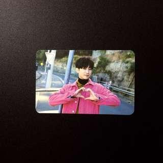 B1A4 Jinyoung Rollin Gray ver. pc