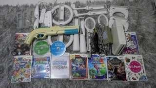 🚚 Wii Console, Accessories&Games