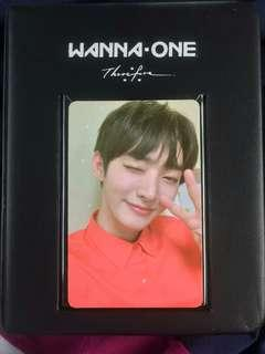 [WTT]-OFFICIAL-Wanna One Yoon Jisung Therefore PC to Daehwi Therefore PC