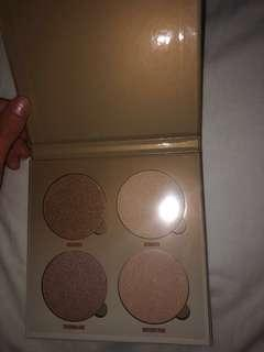 Anastasia Beverly Hills sun dipped highlight glow kit