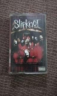 Slipknot Self Titled cassette