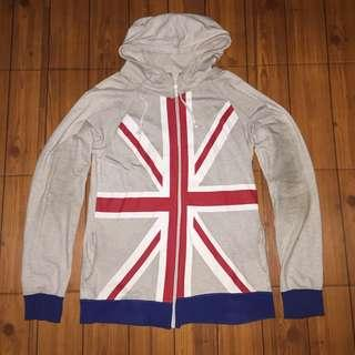 Ziphoodie England Flag