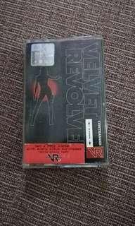 Velvet Revolver Contraband cassette