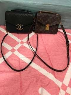 🚚 chanel and metis