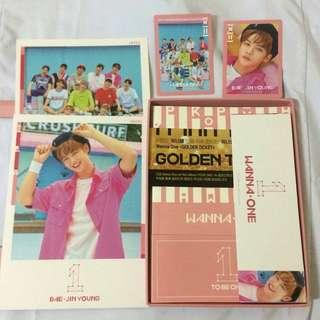 [READY STOCK] WANNA ONE - To Be One