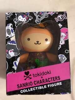 2013年 Sanrio x tokidoki collectible figure 公仔 - 布甸狗