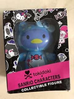 Sanrio x tokidoki collectible figure 公仔 - Sam