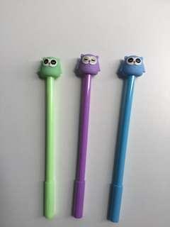 🚚 Cute owl pen
