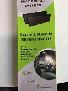 🚚 Car pocket catcher