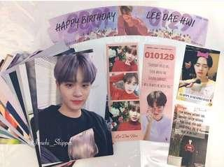 Left Over Daehwi Cupsleeve