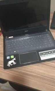 Laptop Acer aspire e5 475g