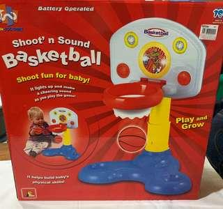 Shoot n Sound Basketball (18mos and up)