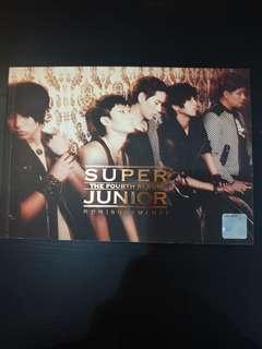 Super Junior the 4th Album, Bonamana