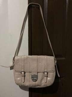 Ralph Lauren Leather Sling Bag