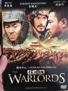 DVD - The Warriors 投名状
