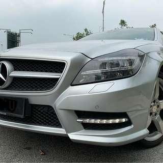2011 Facelift Mercedes Benz CLS350 3.5 AMG Petrol Mercedes CLS 350