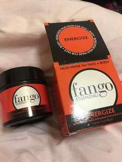 fango mud mask for face and body