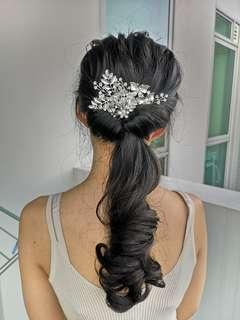 Hairstyle Hairdo for Event