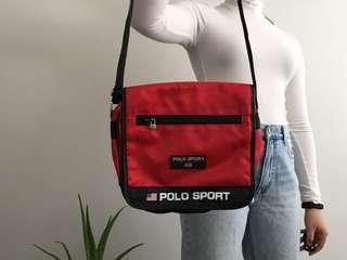 Polo Sport Vintage Crossbody Bag