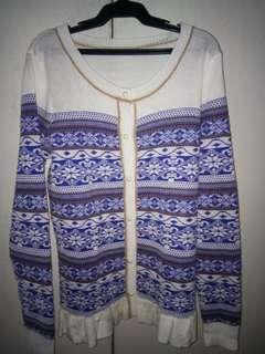 Repriced!!! Knitted cardigan