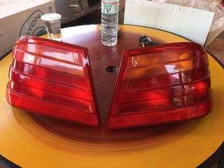 Original Mercedes Benz W210 tail light