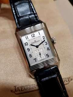 [BRAND NEW!] Jaeger-LeCoultre Reverso Classic Large Small Seconds