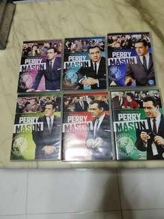 Season 1 to 4 Perry Mason DVD