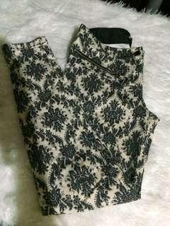 SISLEY STRETCHABLE  PANTS