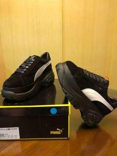 倉庫爆了 出價就賣 PUMA增高鞋 24.5CM/US8.5