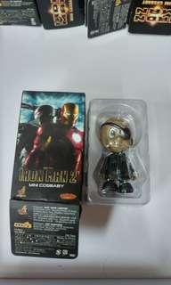 全新 絶版 Hottoys Cosbaby Nick Fury avenger