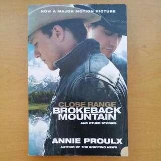 Brokeback Mountain and Other Stories - Anne Proulx