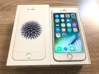 🚚 APPLE IPHONE 6 32GB 2017年版 金色!