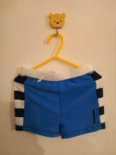 Size 120 ELLE kids 男童泳褲