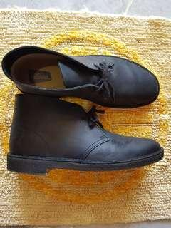 Clarks Desert Leather Boots (Used)