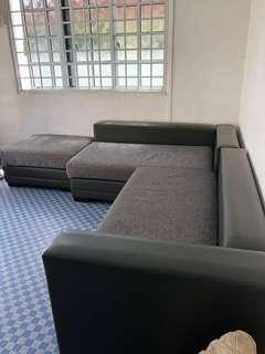 Sofa Set - 3 pcs