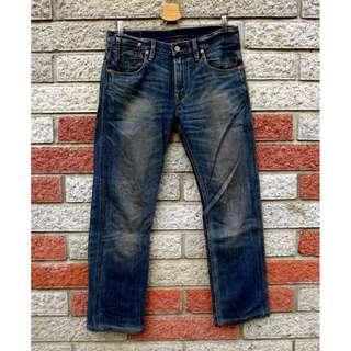 🚚 Levis 504 二手牛仔褲- 正品 日版-(LEVIS 77914-0002)-W31
